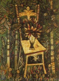 WILFREDO LAM, Arte y Obras cubanas, Artista LAM.
